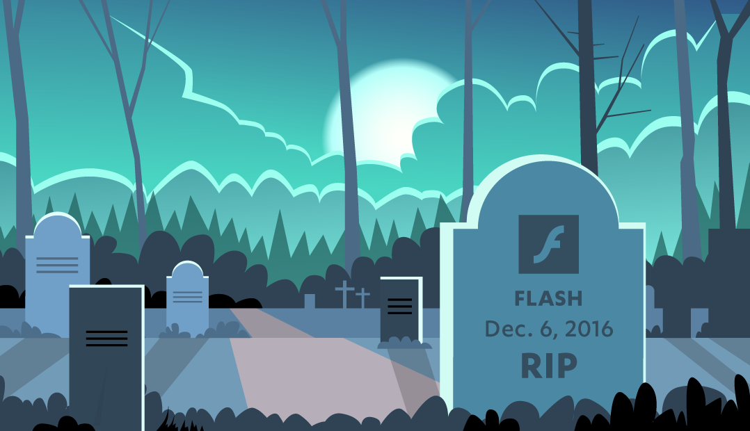 HTML5 by Default - The Deprecation of Flash in Major