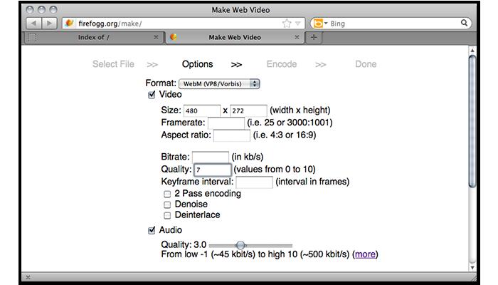 Encoding WebM Videos | JW Player